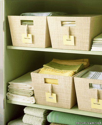 declutter and find more storage