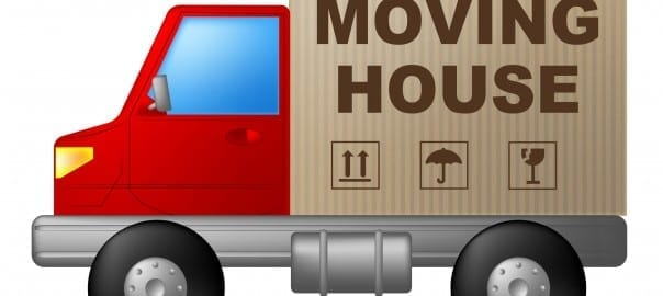 Moving House - Hiring a Van