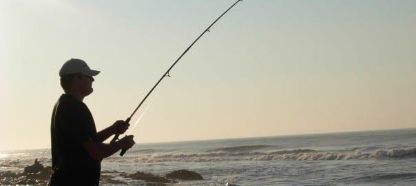 store fishing supplies