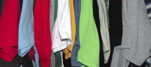 storing clothes long term