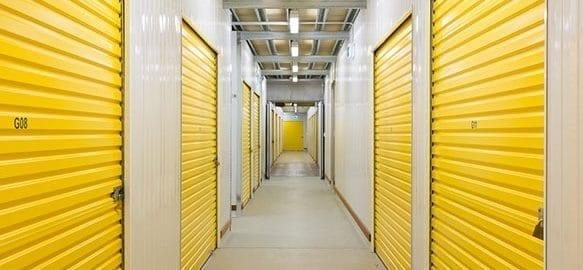 regular self storage