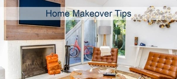 home makeover tips