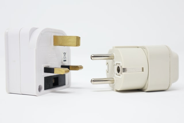 utilities - electric plugs
