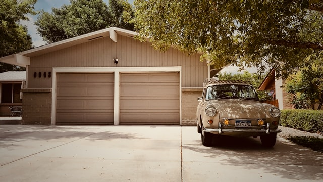 Moving to a Smaller Home with no garage