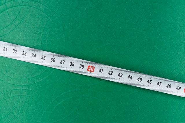 measuring for a move to a Smaller Home